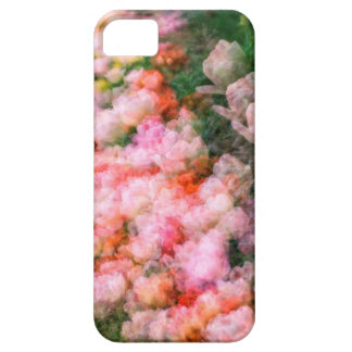 Peony Tulips in Full Bloom iPhone 5 Cover