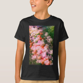 Peony Tulips in Full Bloom T-Shirt