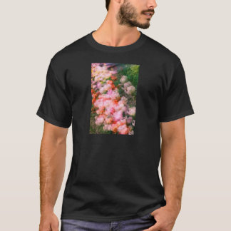 Peony Tulips in Full Bloom T-Shirt