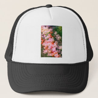 Peony Tulips in Full Bloom Trucker Hat