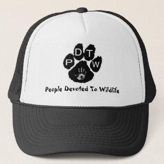 People Devoted To Wildlife Hat
