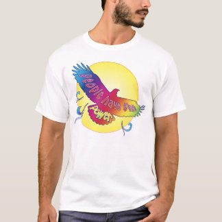 People Have Power ~ the Eagle Soars T-Shirt