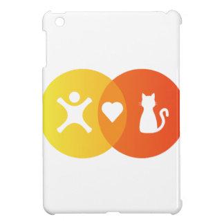 People Heart Cats Venn diagram Cover For The iPad Mini