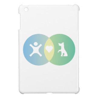 People Heart Dogs Venn diagram iPad Mini Cover