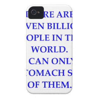 PEOPLE iPhone 4 COVER