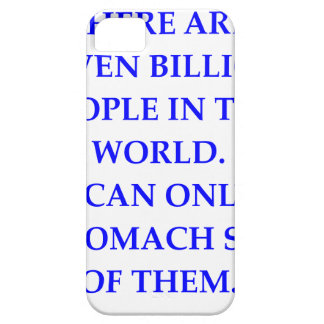 PEOPLE iPhone 5 COVER