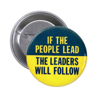 People Lead - Button
