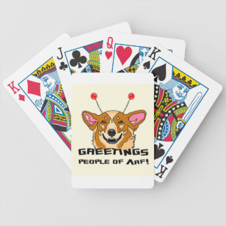 People_of_Arf Bicycle Playing Cards