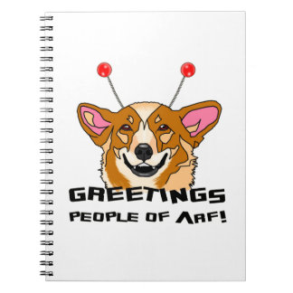People_of_Arf Notebooks