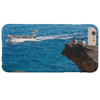 People on an islet barely there iPhone 6 plus case