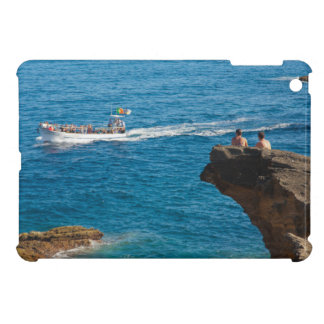 People on an islet iPad mini case