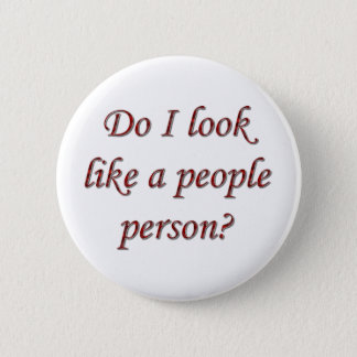 People Person Button