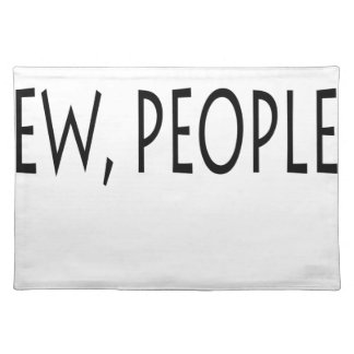 people placemat