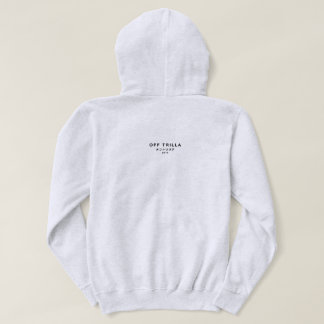 PEOPLE PLOWS POISON HOODIE