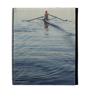 People Rowing iPad Case