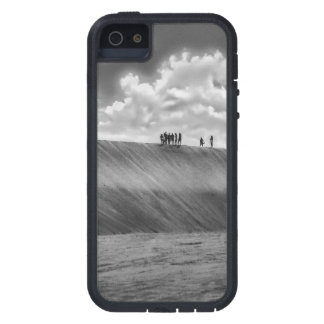 People Walking at Dune Jericoacoara Brazil Case For The iPhone 5