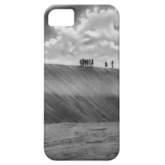 People Walking at Dune Jericoacoara Brazil iPhone 5 Cover
