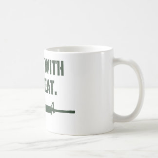 People With Guns Eat Mug