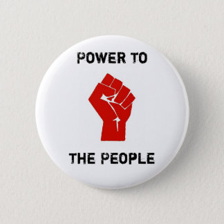 PeoplePower 2 Inch Round Button