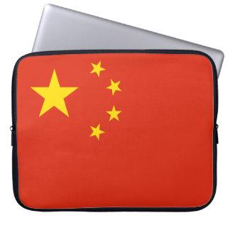 People's Republic of China National World Flag Laptop Sleeve
