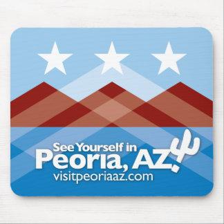Peoria Flag Mousepad