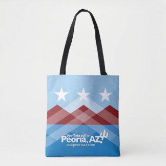 Peoria Flag Tote