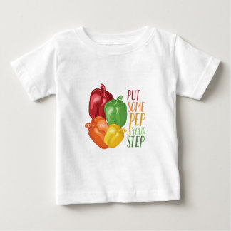 Pep In Step Baby T-Shirt