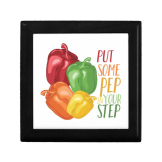 Pep In Step Gift Box
