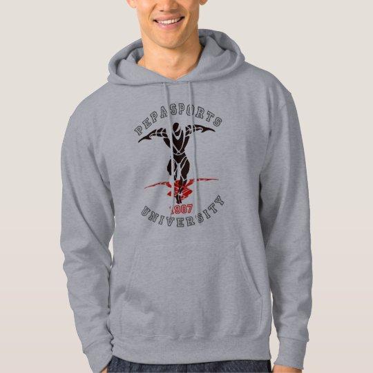 PEPAGEAR - PEPASPORTS UNIVERSITY strongman Hoodie