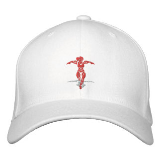 PEPAGEAR StrongWoman hat Embroidered Hat