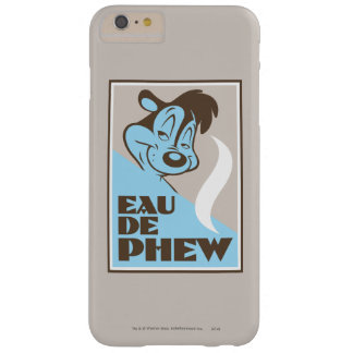 Pepe Le Pew - EAU DE PHEW Barely There iPhone 6 Plus Case