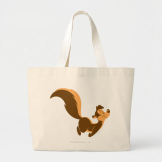 Pepe Le Pew - Flying Stench Large Tote Bag