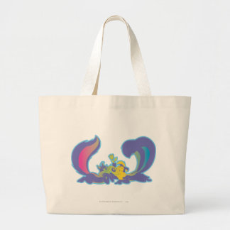 Pepe Le Pew In Love Large Tote Bag