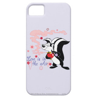 Pepe Le Pew Love is in the Air iPhone 5 Case