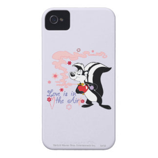 Pepe Le Pew Love is in the Air Case-Mate iPhone 4 Case