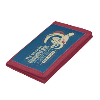 PEPÉ LE PEW™- Put Me On The Naughty List Tri-fold Wallets