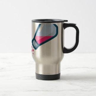 Pepe Rosa Travel Mug