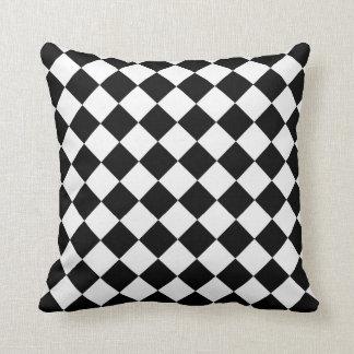 Pepita sample throw pillow