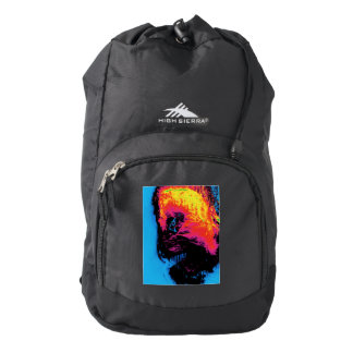 pepper and plastic silenced backpack