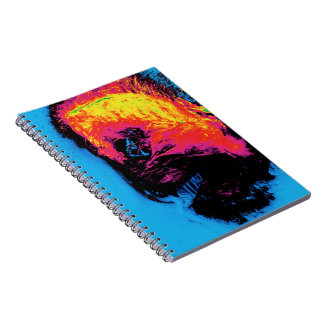 pepper and plastic silenced notebooks