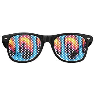 pepper and plastic silenced retro sunglasses