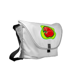 Pepper habanero on bright yellow green.png commuter bags