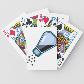 Pepper Shaker Bicycle Playing Cards