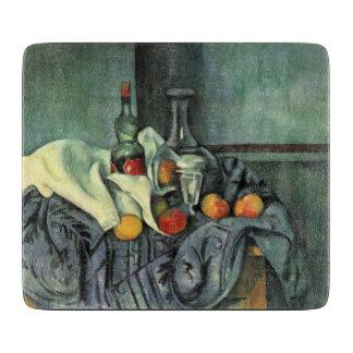 Peppermint Bottle Cezanne Still Life Cutting Board