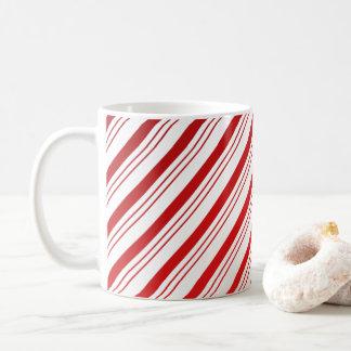 Peppermint Candy Cane Mug