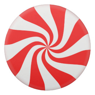 Peppermint Candy Eraser