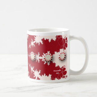 Peppermint Candy Mug