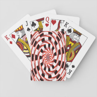 Peppermint Candy... Playing Cards