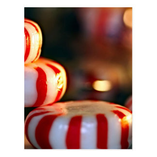 Peppermint Candy Postcard