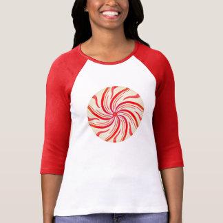 Peppermint Candy Swirl T-Shirt